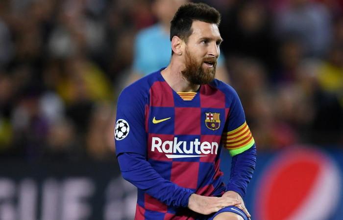 Messi'den Barcelona'ya yeşil ışık