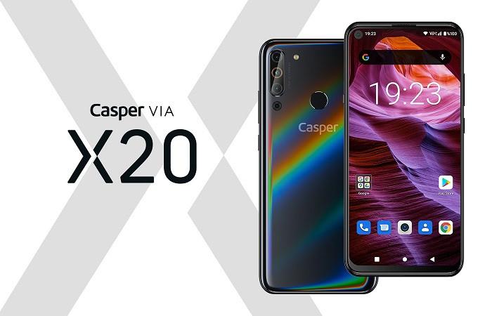 Casper yeni telefonunu tanıttı