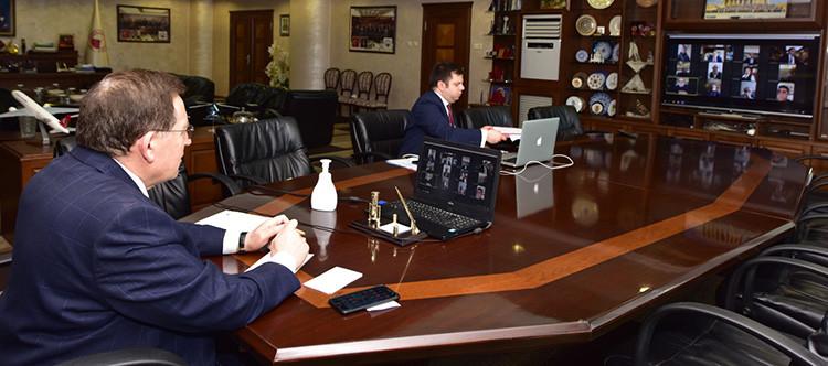 TTSO sektör sorunlarını yetkili mercilere iletmeye devam ediyor