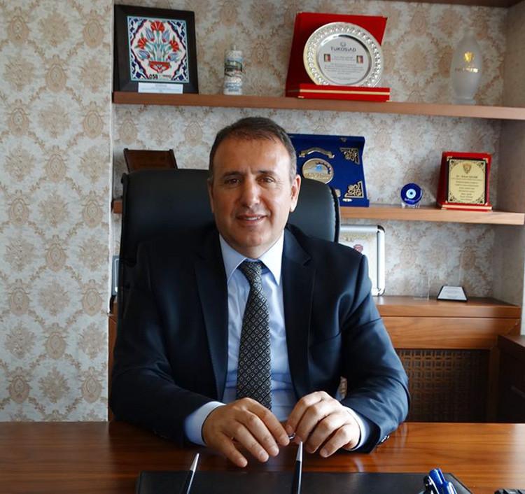 Trabzon Arsin Organize Sanayi Bölgesi Yönetimi Sanayicisinin Yanında